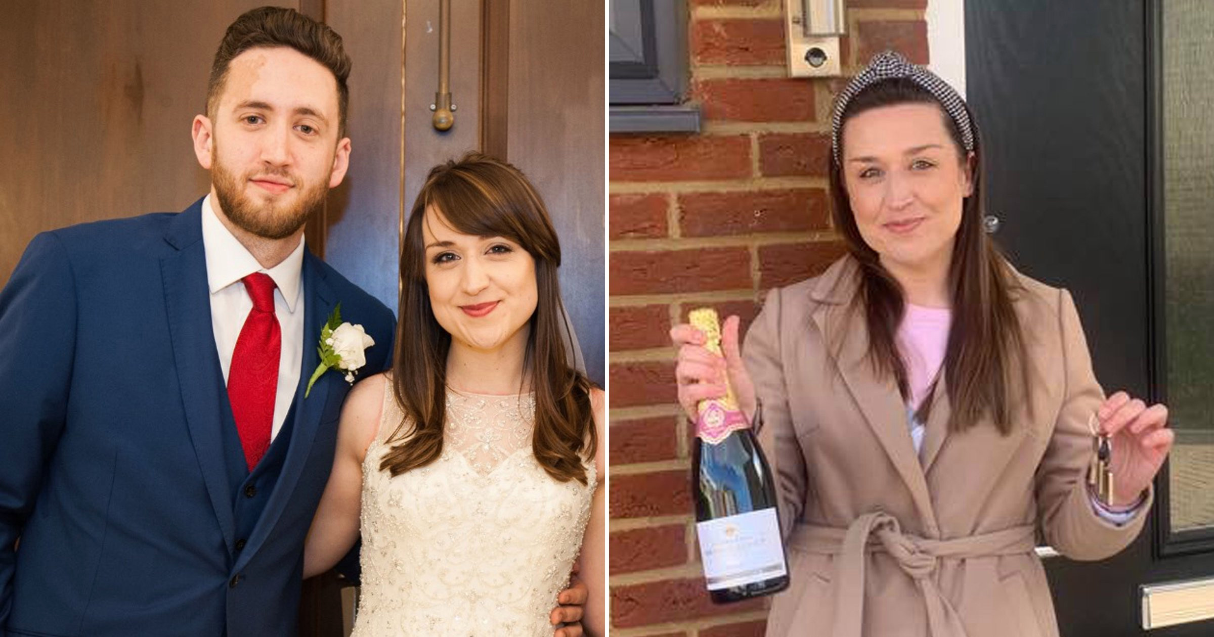 Couple share how they tripled their savings and bought a home in lockdown – Metro.co.uk