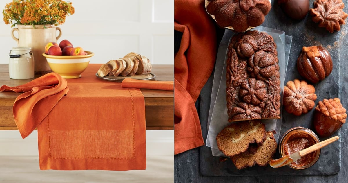 Is It Too Early to Crave Pumpkin Bread? Williams Sonoma's Fall Preview Has Us Drooling – POPSUGAR