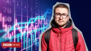 Pandemic investing: 'Using my part-time pay to invest in stocks – BBC News