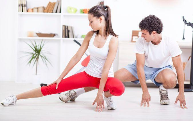 Work Out at Home Together