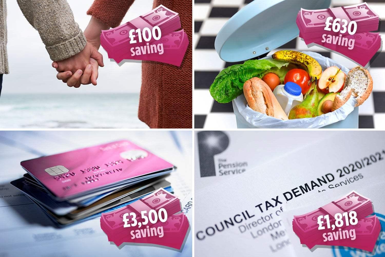 Money saving tips: 9 ways to easily save £8,581… – The Sun